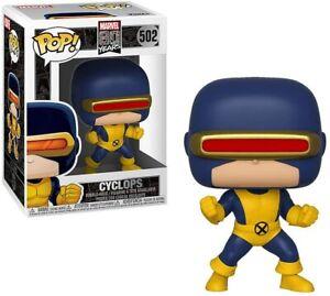 FUNKO POP! Vinyl Figure - Cyclops #502 - Marvel 80th First Appearance