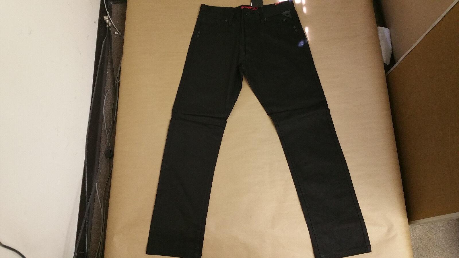 Orisue arquitecto H Hombres  Jeans Classic Fit Negro Talla 32-34  servicio considerado