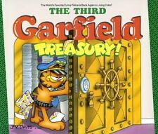 Garfield: Third Garfield Treasury by Jim Davis (1985, Paperback)