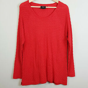 JEANSWEST-Womens-Knit-Top-Sweater-Size-M-or-AU-12