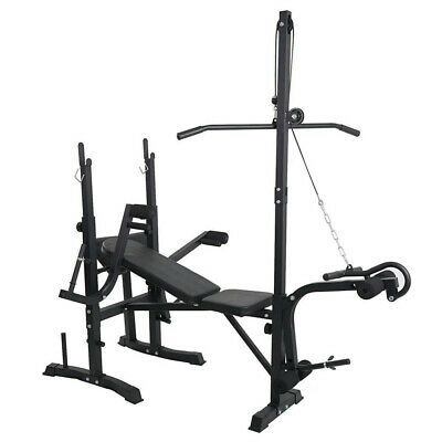 gym weight bench workout equipment multifunctional