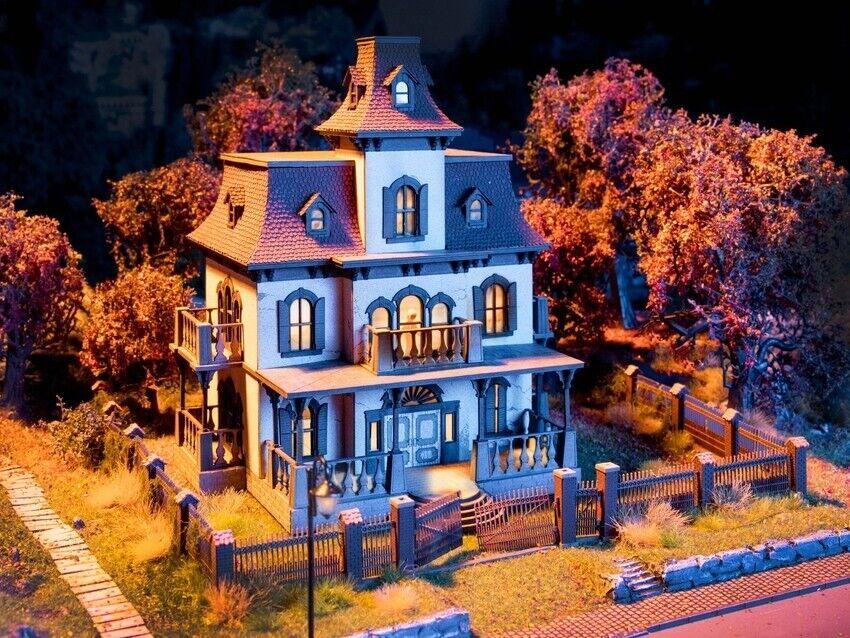 Ancora 66990 fantasmi casa con micro-sound + LED + + + + NUOVO IN SCATOLA ORIGINALE d01423