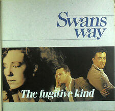 Swans Way - The Fugitive Kind - LP - washed - cleaned - L4295