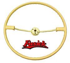 1955 1956 Oldsmobile Deluxe Ivory Steering Wheel 55 56 Olds