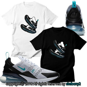 hot sale online f301f dc4ea Image is loading NEW-CUSTOM-T-SHIRT-matching-Nike-Air-Max-