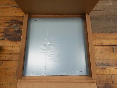 12 x 12 Hoffman AFE12X12 Flush Cover for Pull Box Steel