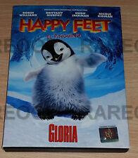 Happy Feet El Pinguino (DVD, 2007) Widescreen Zona 4 MADE IN ARGENTINA