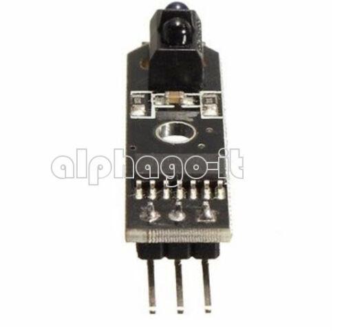 5PCS TCRT5000 IR Infrared Line Track Follower Sensor Obstacle Avoidanc Module T