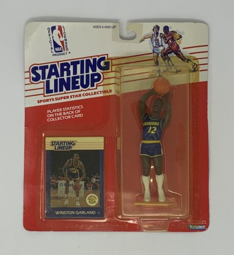 Starting Lineup Winston Garland 1988 action figure