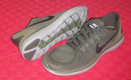 2017 300 Sportschuhe 898457 Olive Nike Sequoia Flex Rn Neu 14 Nib Größe Running Exw4CqZ1