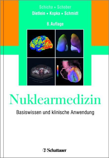 Nuklearmedizin Schicha, Harald/Schober, Otto