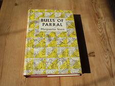 Bulls Of Parral Marguerite Steen. Reprint Society. Hardback & Dust Jacket. 1956