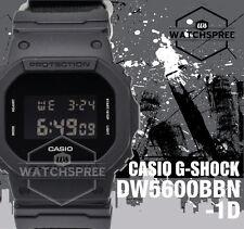 Casio G-Shock Special Color Models Men's Watch DW5600BBN-1D