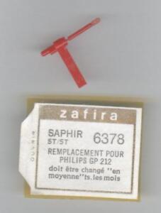 Ersatznadel-Abtastnadel-Zafira-6378-Philips-CP-212
