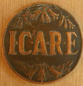 Medaglia-Icar-Santiago-Del-Cile-Chile-1956-1ere-Conferencia-Cientifica-Medal