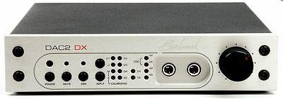 New Benchmark Silver DAC2 DX Audio Converter (No Remote) | Atlas Pro Audio