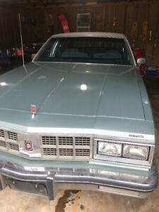 1981 Oldsmobile Ninety-Eight