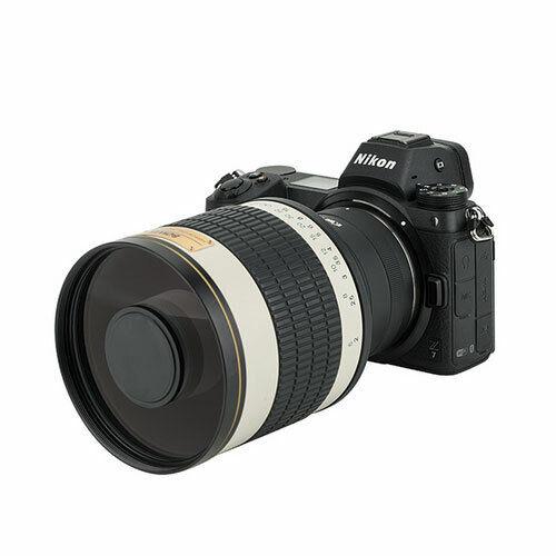 LMA-TM/_NZ T mount lens to Nikon Z mount body Adapter Z6 Z7 camera 650-1300mm 500
