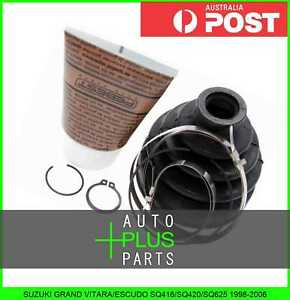 Oem: 44118-77E03 Outer Cv Joint Boot Suzuki Kit 72.6X89.2X20.2