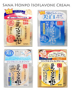 Details about Sana Nameraka Honpo Isoflavone Cream (Free Shipping) - *US  Seller*