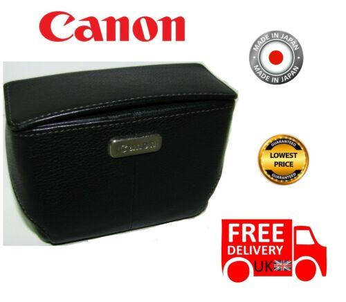 Reino Unido stock Canon PSC-5000 semi cuero duro caso para PowerShot G7