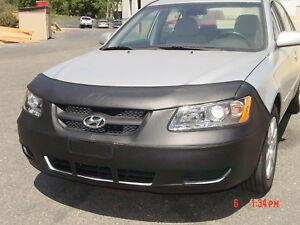 All Lebra Front End Mask Cover Bra Fits 2006-2008 Hyundai Sonata