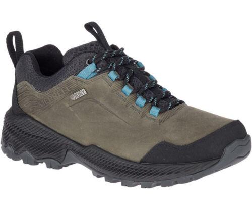 Boulder Merrell Forestbound Women Waterproof Hiking Shoes