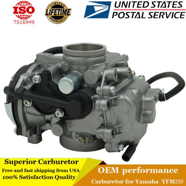 Carburetor for 1999-2004 Yamaha BEAR TRACKER 250 YFM250 BearTracker YFM 250 ATV