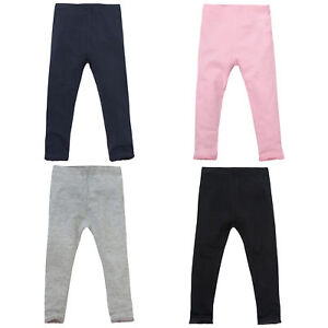 MiniKidz-Girls-Cotton-Rich-Lace-Trim-Leggings