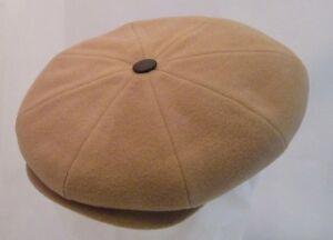 Borsalino 8 4 Cashmare Fashion Cap- Made in Italy-Free Same Day ... b4a22426ca04