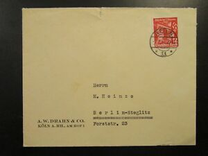Germany-SC-468-on-1935-Cover-to-Berlin-Sm-Top-Tear-Z6727