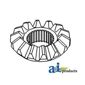 john deere parts gear differential bevel l28376 2855 2850. Black Bedroom Furniture Sets. Home Design Ideas