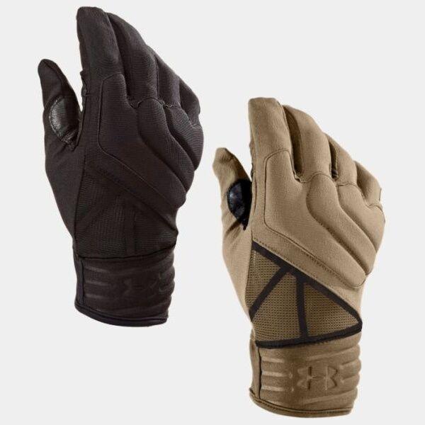 b1ffefa2427 Under Armour 1242620 Mens UA Tactical Duty Gloves BLACK BROWN All Sizes