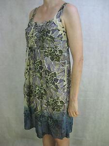 Hoss-Intropia-Size-12-Multicoloured-Beach-Dress