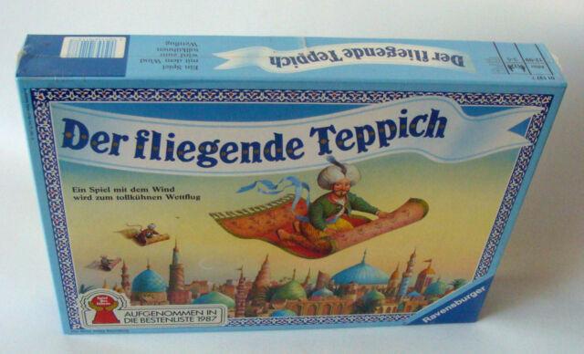 Ravensburger 011377 - Der fliegende Teppich Für 3-6 Spieler 12-99 Jahren Neu