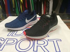Details about Nike Men's Shoe Running Air Zoom Pegasus 35 Art. 942851 (017 Black 404 Royal)