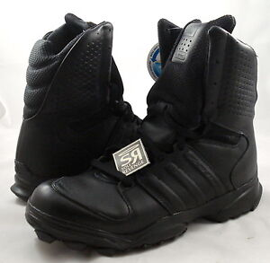 e5dafe0ce0d New Men s Adidas Sport GSG9 Black Winter GSG-9.2 Boots Military SWAT ...