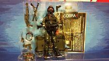 GI Joe 50th Anniversary Rock Rampage Cobra Shock Trooper *LOOSE/COMPLETE*