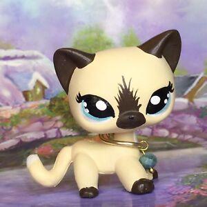 Littlest Pet Shop Short Hair Cat Custom Hand Painted Lps Ebay
