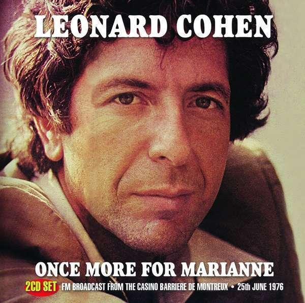 Leonard Cohen - Once More para Marianne (2CD) 2x CD
