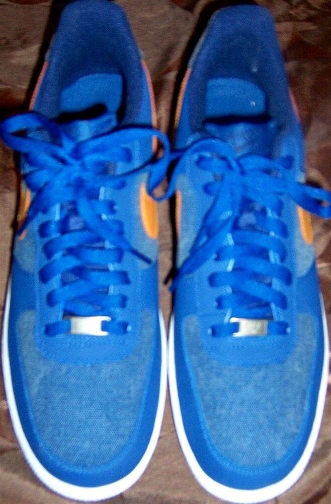 Court Shoes Blue Nike Athletic Men size 12 M Mint Brand discount