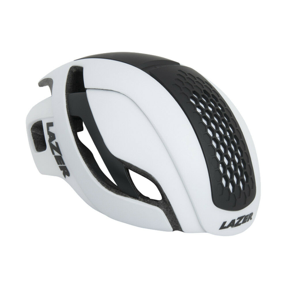 NEW Lazer Bullet  MIPS Aerodynamic Road Helmet ATS Ventilation Matte White 3 Vent  up to 60% off