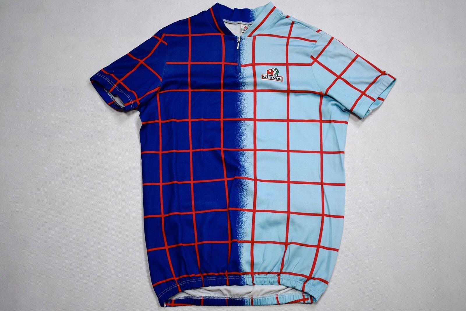 Ultima FahrradRad Trikot Shirt Maglia Camiseta Jersey Maillot Maillot Maillot Vintage 90s 5 ca L | Speichern  66584b