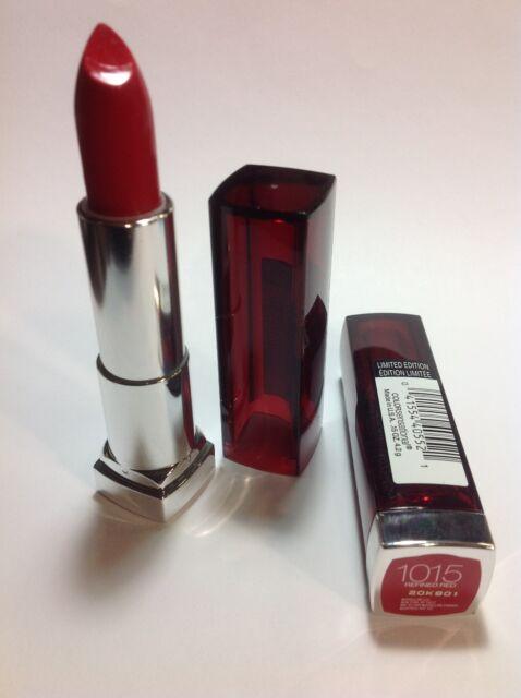 2 X Maybelline Color Sensational Lipstick ( #1015 REFINED ...