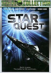Star-Quest-DVD-2004-Region-1-New-SEALED-free-shipping