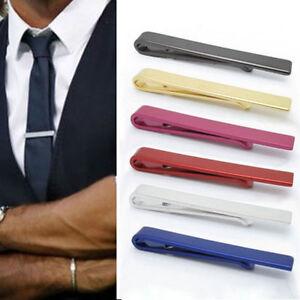 Uhren & Schmuck Herrenschmuck Suche Nach FlüGen 43mm Herren Krawattennadel Krawattenklammer Tie Clip Aus Edelstahl Farbewahl Neu