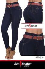 Jeans colombianos butt lifter fajas colombianas levanta cola Bon Bon Up 3810