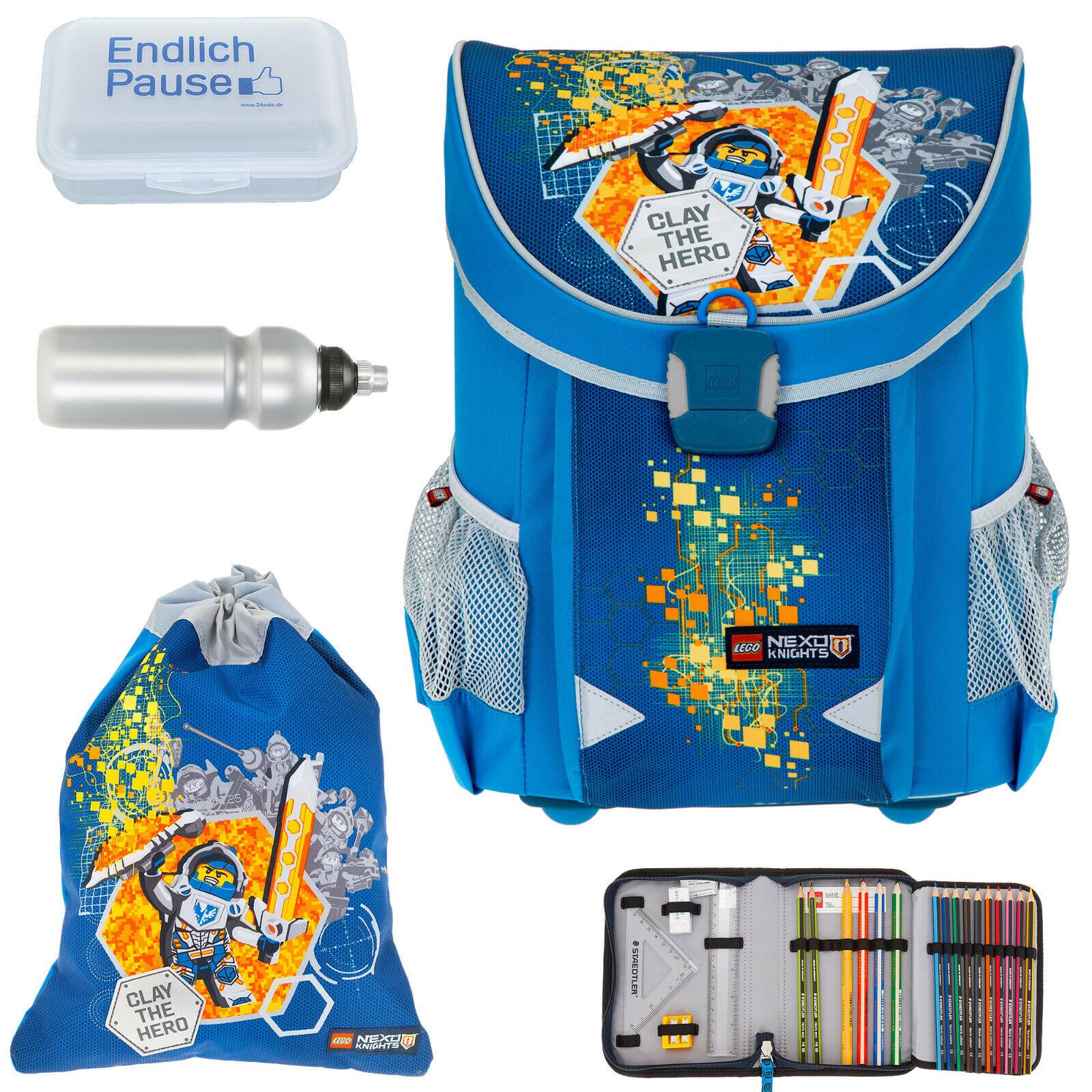 5 pièces  voituretabIe LEGO Easy voituretable - 1-4. classe Nexo Knights Bleu M BF  aucune hésitation! achetez maintenant!