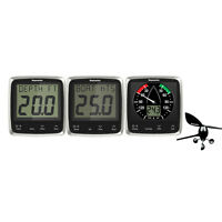 Raymarine I50/i60 Tridata Display System Package & Depth/wind/speed Transducers