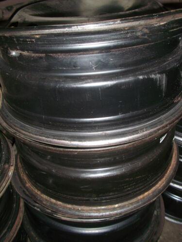 1 x Stahlfelge für Volvo V70 II P26 in 16 Zoll 9173248
